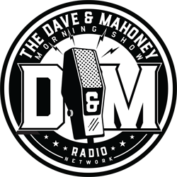 The Dave & Mahoney Show | 5a - 10a